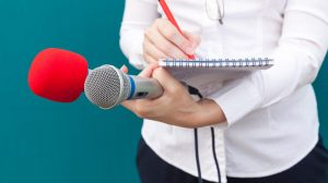 THE LANGUAGE OF A JOURNALIST: TOP 5 LINES