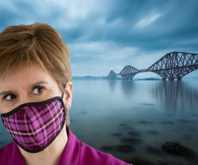 SCOTLAND'S SLOW ROUTE OUT OF LOCKDOWN