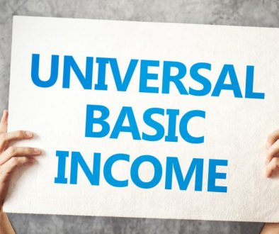 UNIVERSAL BASIC INCOME DUE FOR ROLL-OUT