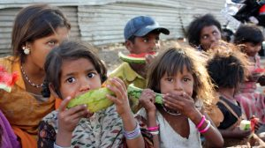 THE REAL PANDEMIC: 30,000 DIE EVERY DAY FROM HUNGER