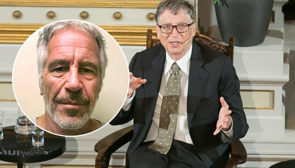 EXCLUSIVE: JEFFREY EPSTEIN GAVE 'ADVICE' TO BILL GATES ON HOW TO END MARRIAGE TO MELINDA